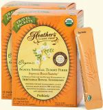 Heather's Tummy Care Fiber Travel Sticks 2 Boxes