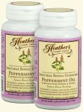 Heather's Tummy Care Peppermint Oil 90 Capsules